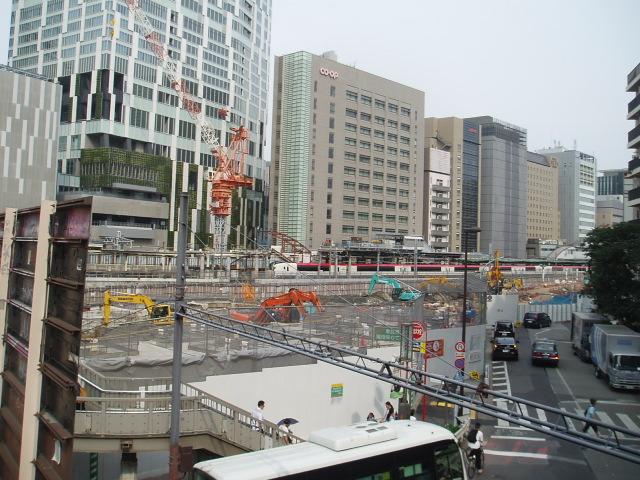 渋谷南口再開発