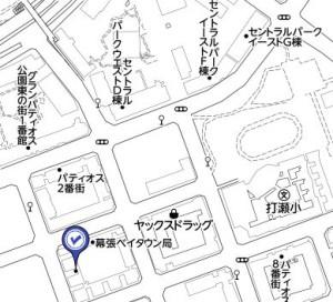 英語リトミック地図詳細