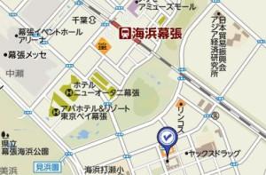 英語リトミック地図