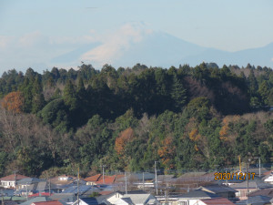 富士山20201217初冬