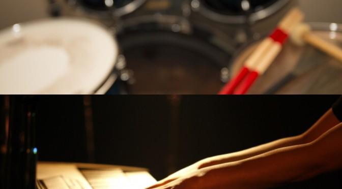 【バンドでドラムを叩きたい!バンドでキーボード(ピアノ)を弾きたい!】という方へ