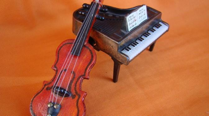 【コンクール対策コース】開講!※ピアノ、ヴァイオリン