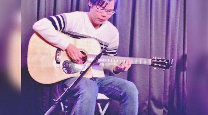 【ギター講師 渡来のコラム】~私がレッスンで学んだ事~