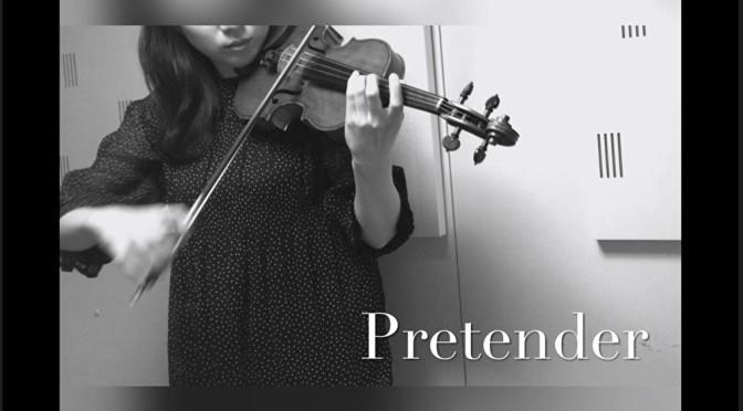 【講師演奏動画】ヴァイオリン「Official髭男dism/Pretender」cover