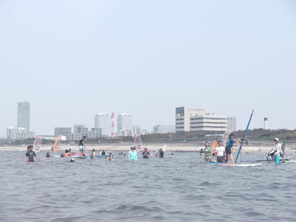 検見川ビーチ連盟
