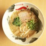 牛骨塩ラーメン/屋台拉麺一's