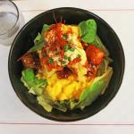 彩鶏丼/レストランメイプル
