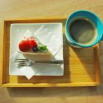 ケーキセット/LA MAISON BLEUE