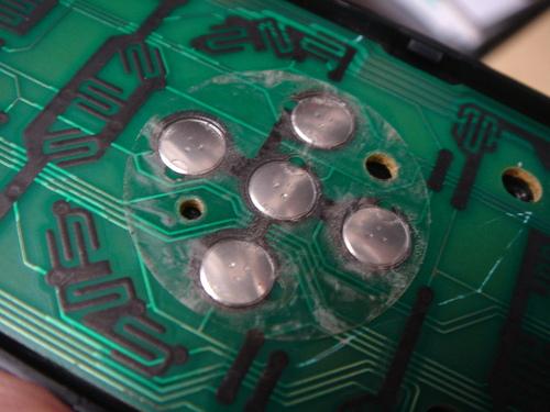 スイッチ リモコン 修理