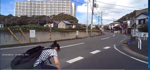 自転車飛び出し6
