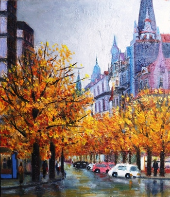 プラハの街角05