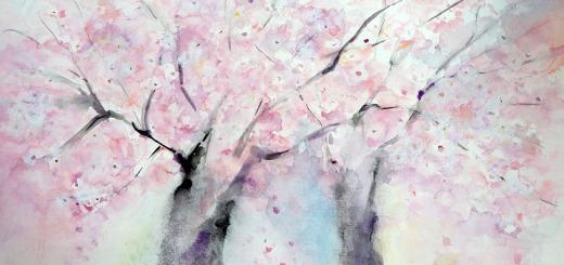 中山寺の桜3