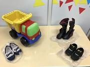 靴&おもちゃ