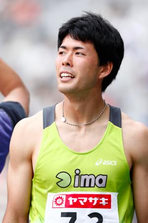 2013世界陸上競技選手権大会400H日本代表 笛木 靖宏 選手