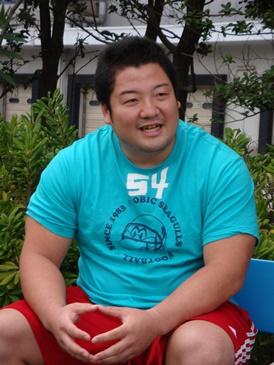 オービックシーガルズ 冨田 祥太選手