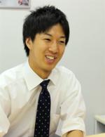 株式会社ASPE(千葉ジェッツ運営会社)営業担当 須藤 景太 さん