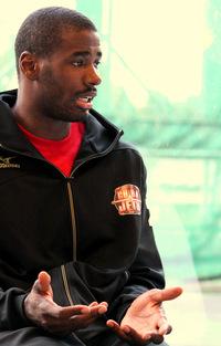 千葉ジェッツ #24 ジャスティン・バレル選手