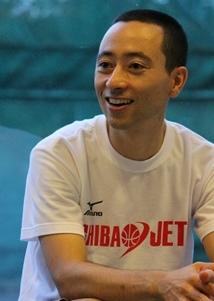 千葉ジェッツ アシスタントコーチ/通訳 勝久ジェフリーさん