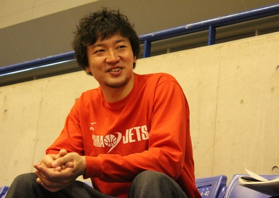 千葉ジェッツ #25 荒尾 岳 選手