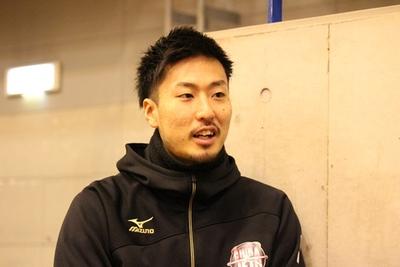 千葉ジェッツ #9 田中 健介選手