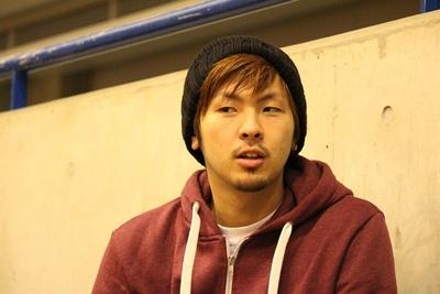 千葉ジェッツ #22 上江田 勇樹 選手