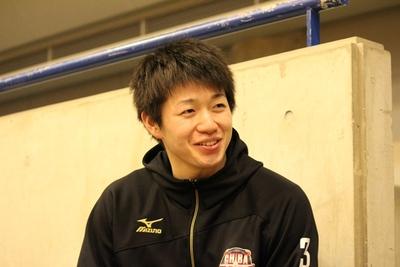 千葉ジェッツ #3 星野 拓海 選手