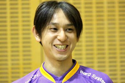 千葉ゼルバ #6 古家 康隆 選手
