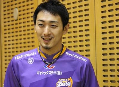 千葉ゼルバ #3  藤原 裕和 選手