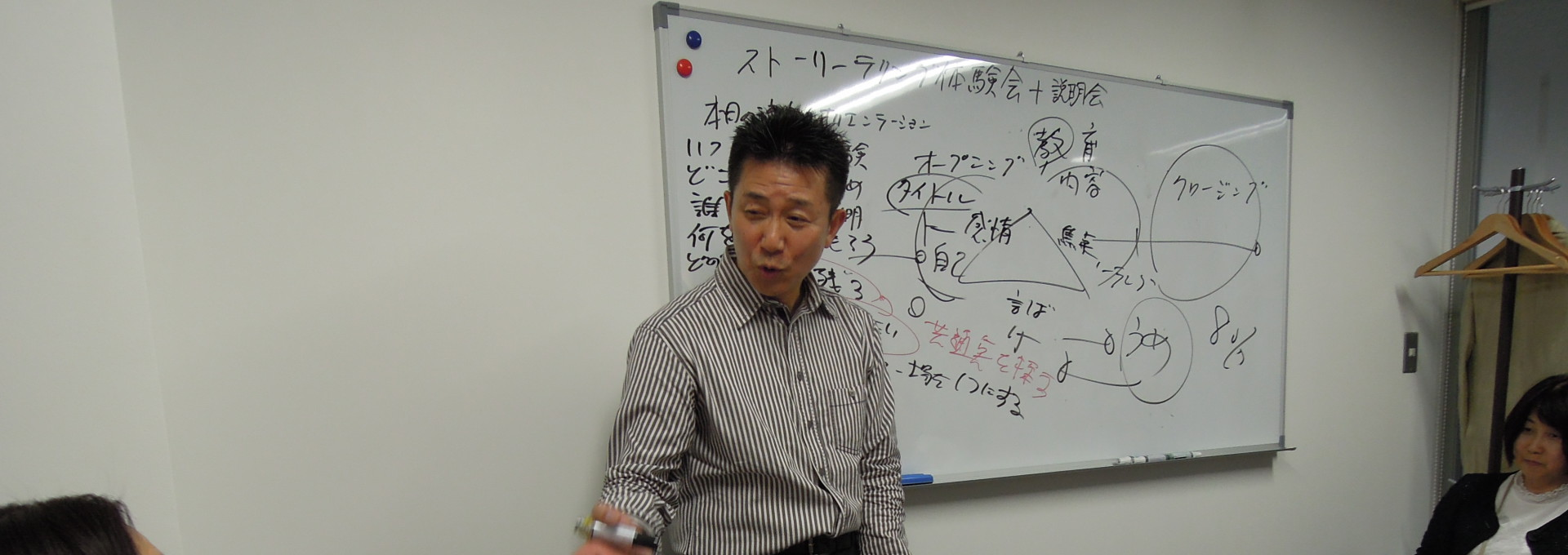 ビジネス ストーリー ジャーナル