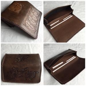 注文の長財布